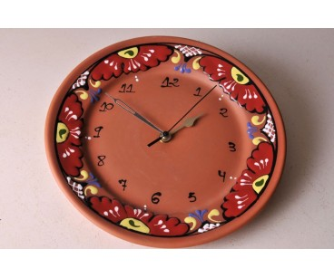 Reloj esmaltado