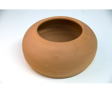 Macetero decoración circular