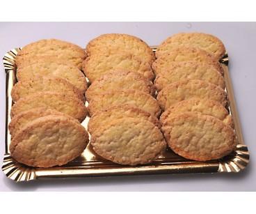 Pastas con sabor a limón monegrino.