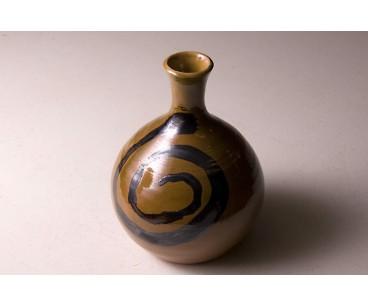 Jarrón Espiral artesanal