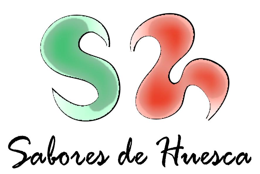 logo de sabores de Huesca