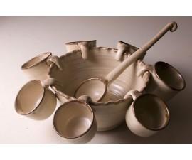 Macedonia-caldo de cerámica